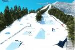 Borovets snow park