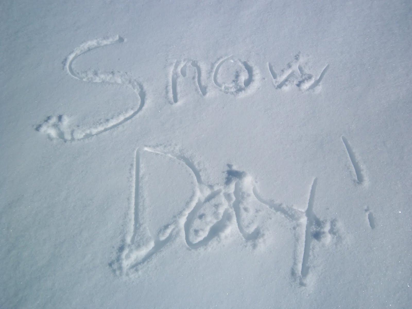 Световният ден на снега