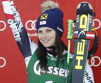 Ана Фенингер спечели алпийската комбинация в Банско